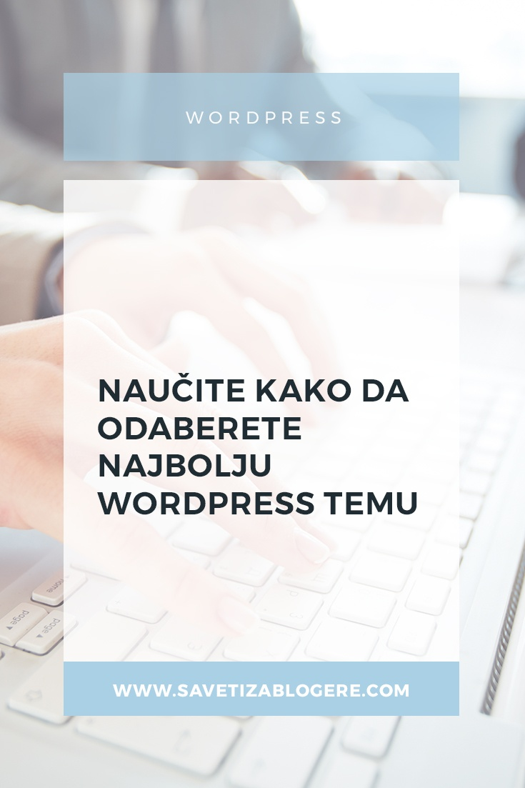 WordPress teme