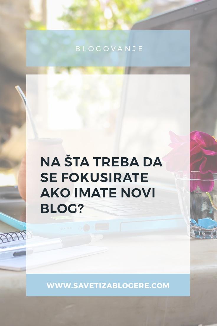 novi blog