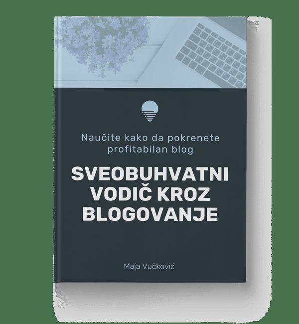 vodič kroz blogovanje